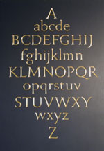 Type Specimens of our English Monotype Typefaces
